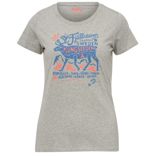 Fjällräven Classic SWE T-Shirt Frauen - T-Shirt