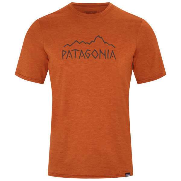 Patagonia Cap Daily Graphic T-Shirt Männer - Funktionsshirt