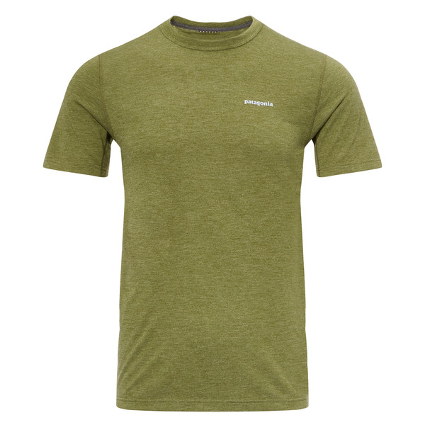 Patagonia S/S Nine Trails Shirt Männer - T-Shirt