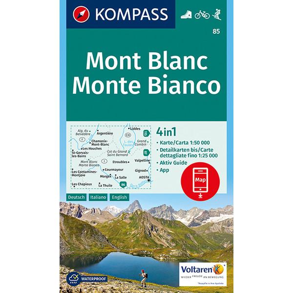 KOKA 4in1 Blatt 85 Mont Blanc