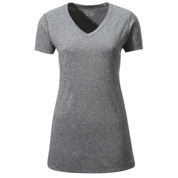 Eddie Bauer Resolution T-Shirt mit V-Ausschnitt Frauen - Funktionsshirt