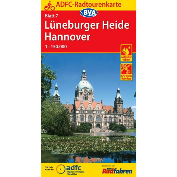 ADFC 7 Lüneburger Heide / Hannover