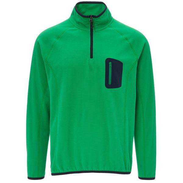 FRILUFTS Gorbea Fleece L/S Zip Shirt Männer - Fleecepullover