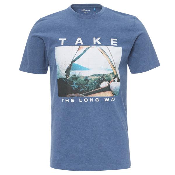 FRILUFTS Vallsta Printed T-Shirt Männer - T-Shirt