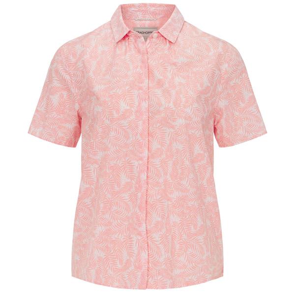 Craghoppers Silla Kurzarm Shirt Frauen - Outdoor Bluse