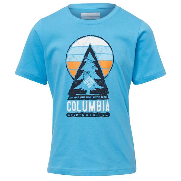 Columbia Outdoor Elements S/S Shirt Kinder - T-Shirt