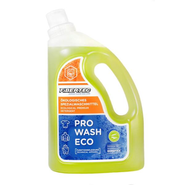 Fibertec Pro Wash Eco Flasche - Waschmittel