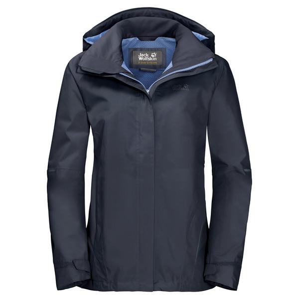 Jack Wolfskin Escalente Jacket Frauen - Regenjacke