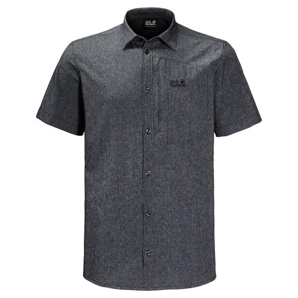 Jack Wolfskin Barrel Shirt Männer - Outdoor Hemd