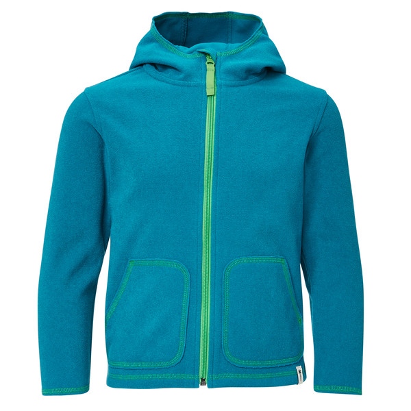 FRILUFTS Sanya Hooded Fleece Jacket Kinder - Fleecejacke