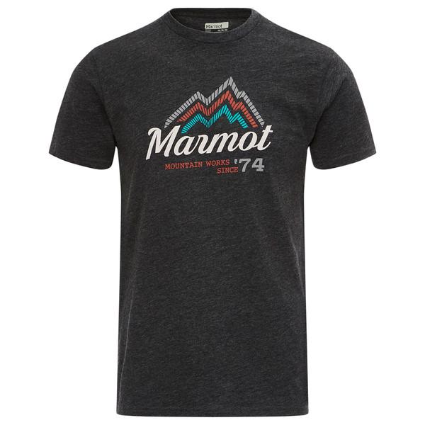 Marmot Beams Tee SS Männer - T-Shirt