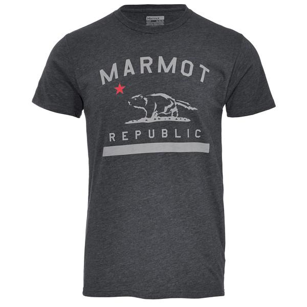 Marmot Marmot Republic Tee SS Männer - T-Shirt