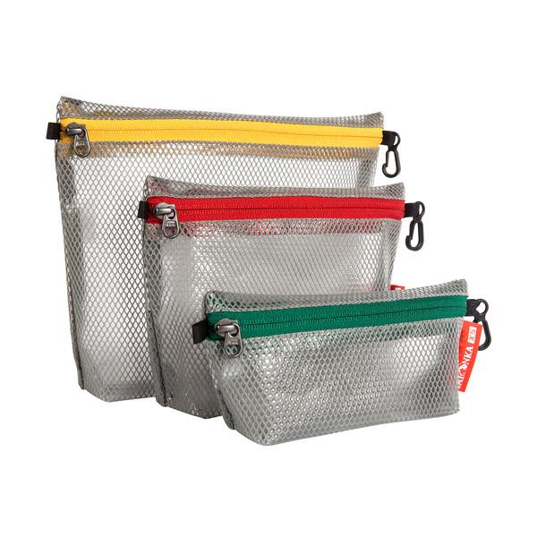 Tatonka Zip Pouch Set - Packbeutel