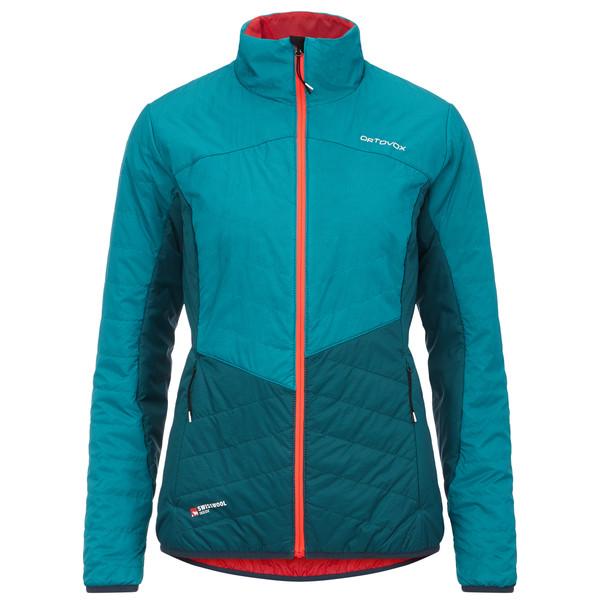 Ortovox Swisswool Dufour Jacket Frauen - Übergangsjacke