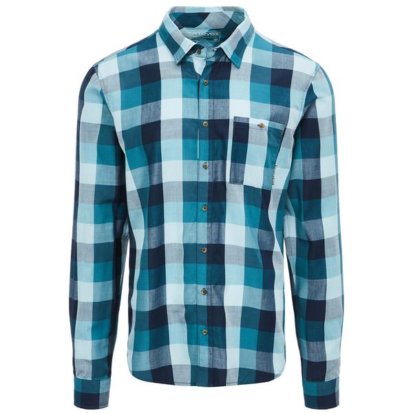 Ortovox Cortina Shirt Long Sleeve Männer - Outdoor Hemd