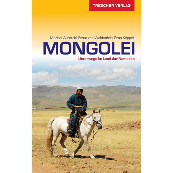 Maggiolina Airtop Trescher Reiseführer Mongolei