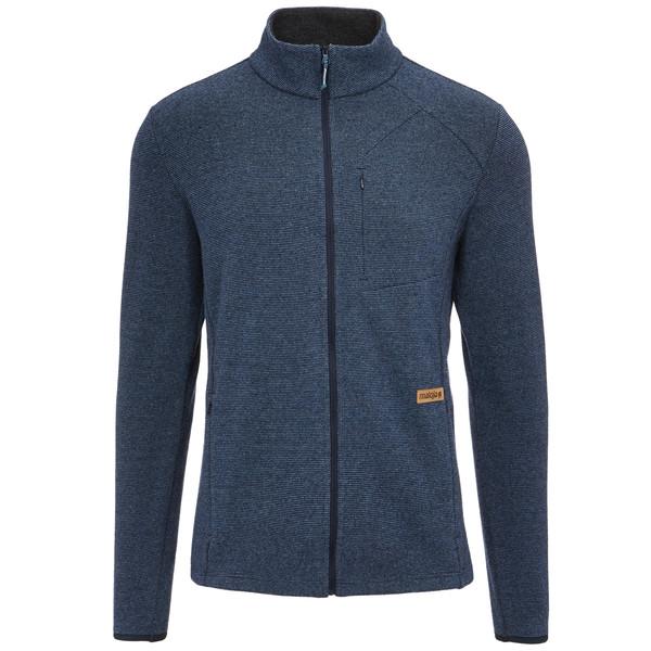 Maloja CarlM. Fleece Jacket Männer - Fleecejacke