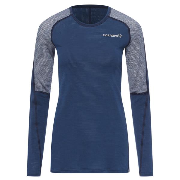 Norröna Bitihorn Wool Shirt Frauen - Funktionsshirt