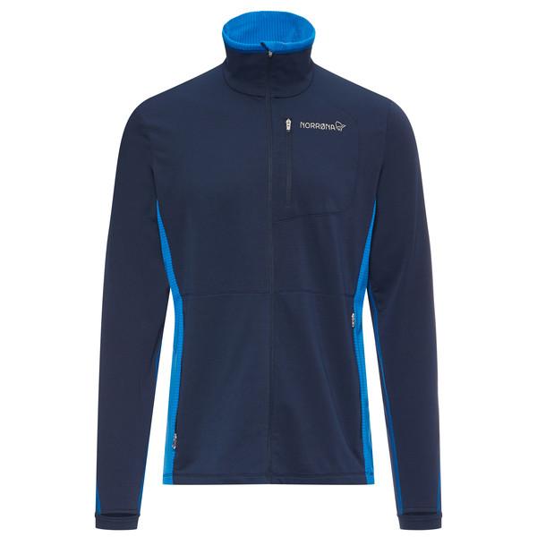 Norröna Bitihorn Warm1 Stretch Jacket Männer - Funktionsshirt