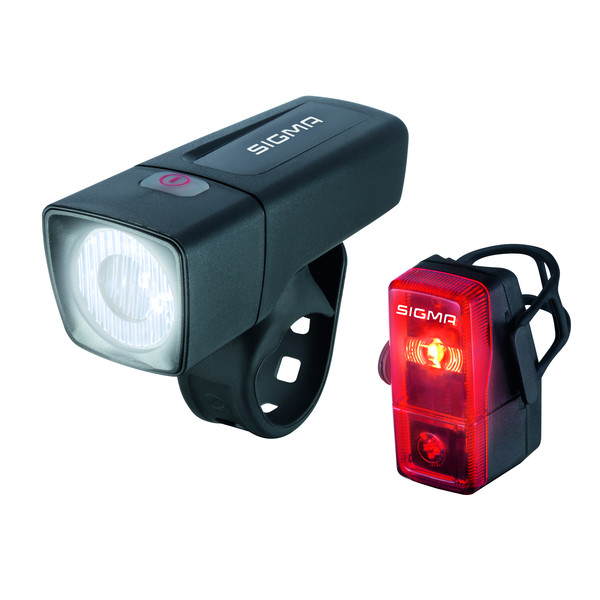Sigma Aura 25 / CUBIC Komplett-Set - Fahrradbeleuchtung