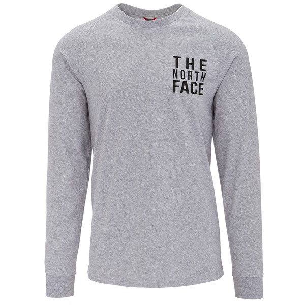 The North Face L/S Ones Tee Männer - Langarmshirt