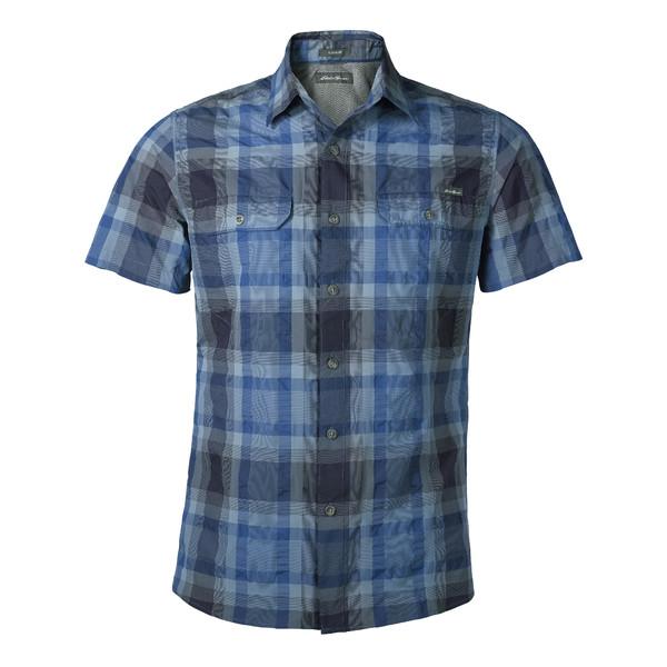 Eddie Bauer Mountain Hemd kurzarm Männer - Outdoor Hemd