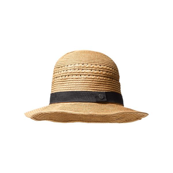 Eddie Bauer Panama Packable Straw Hat Frauen - Sonnenhut