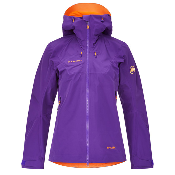 Mammut Nordwand Advanced HS Hooded Jacket Frauen - Regenjacke