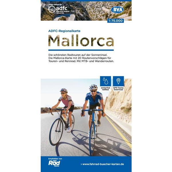 Maggiolina Airtop ADFC-Regionalkarte Mallorca