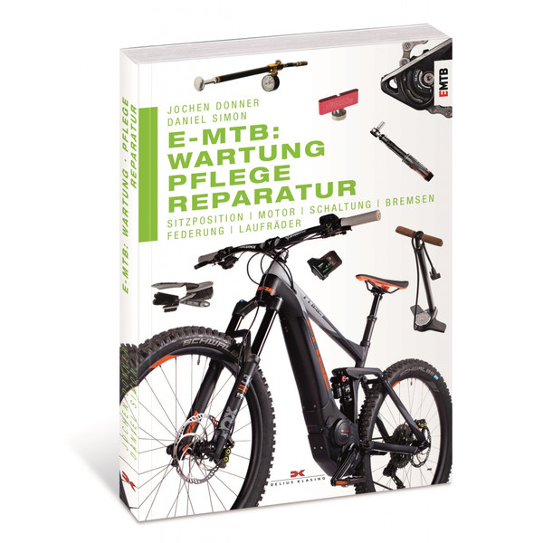 Maggiolina Airtop E-MTB: Pflege, Wartung & Reparatur