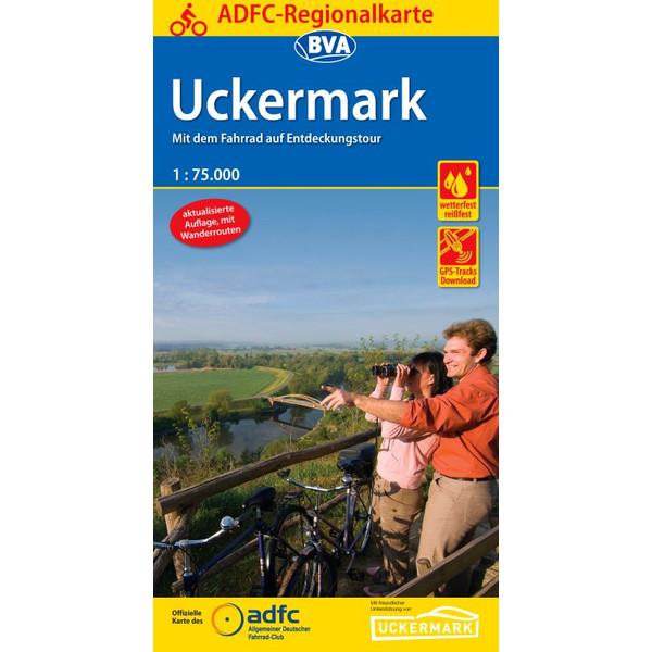 Maggiolina Airtop ADFC-Regionalkarte Uckermark