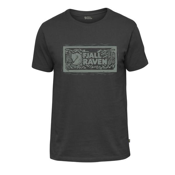 Fjällräven Logo Stamp T-Shirt Männer - T-Shirt