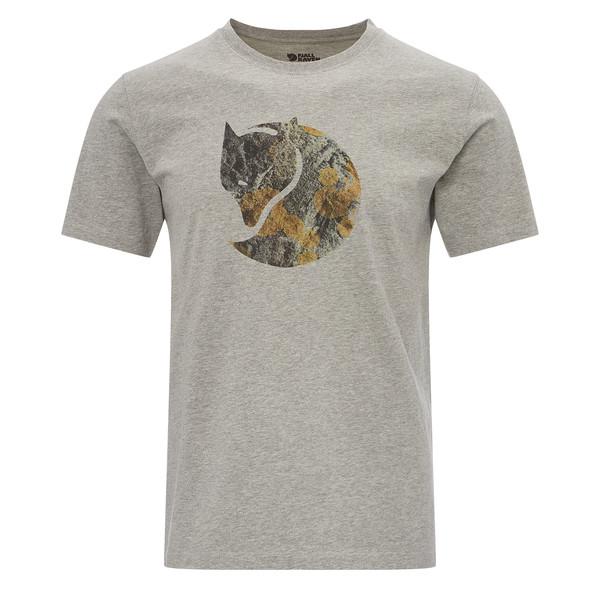 Fjällräven Rock Logo T-Shirt Männer - T-Shirt