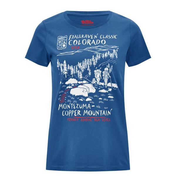 Fjällräven Classic US T-Shirt Frauen - T-Shirt