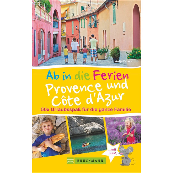 Maggiolina Airtop Ab in die Ferien Provence & Côte d'Azur