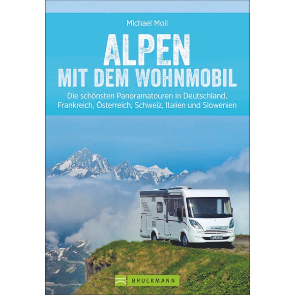Maggiolina Airtop Alpen mit dem Wohnmobil
