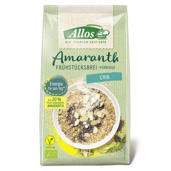 Allos Amaranth Frühstücksbrei - Müsli