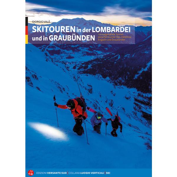 Maggiolina Airtop Skitouren Lombardei und Graubünden