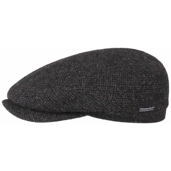 Stetson DRIVER CAP WOOL Unisex - Keps