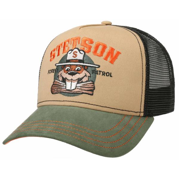 Stetson TRUCKER CAP FOREST PATROL Unisex