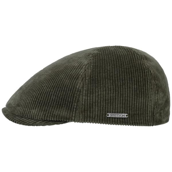 Stetson DUCK CAP CORD Unisex - Keps