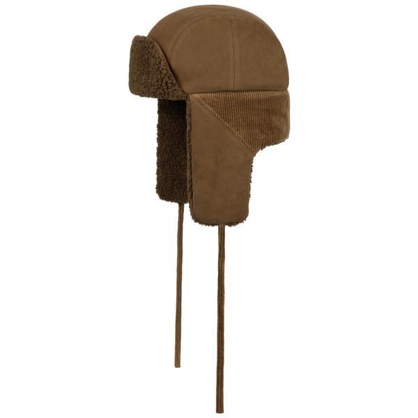 Stetson BOMBER CAP SOFT COTTON/CORD - Mössa
