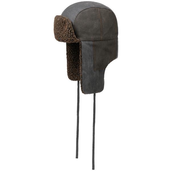 Stetson BOMBER CAP CO/PES Unisex - Mössa