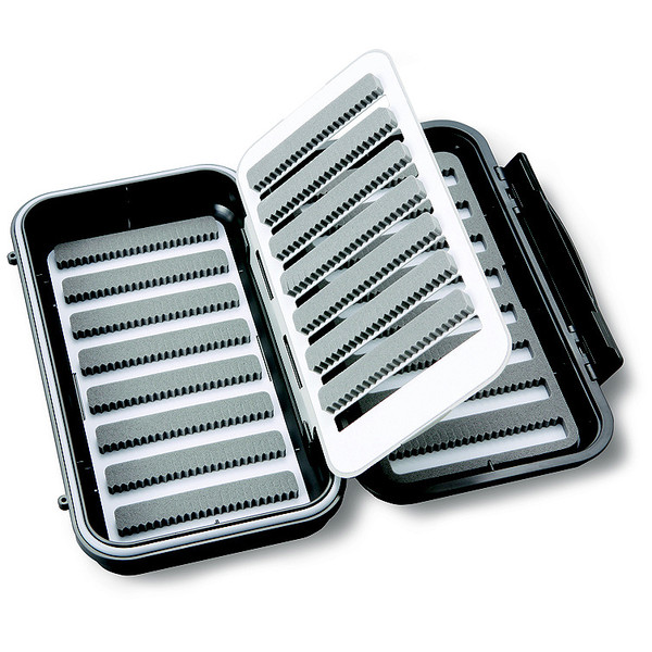 C& F Design LARGE 16-ROW WP FLY CASE W FLIP PAGE