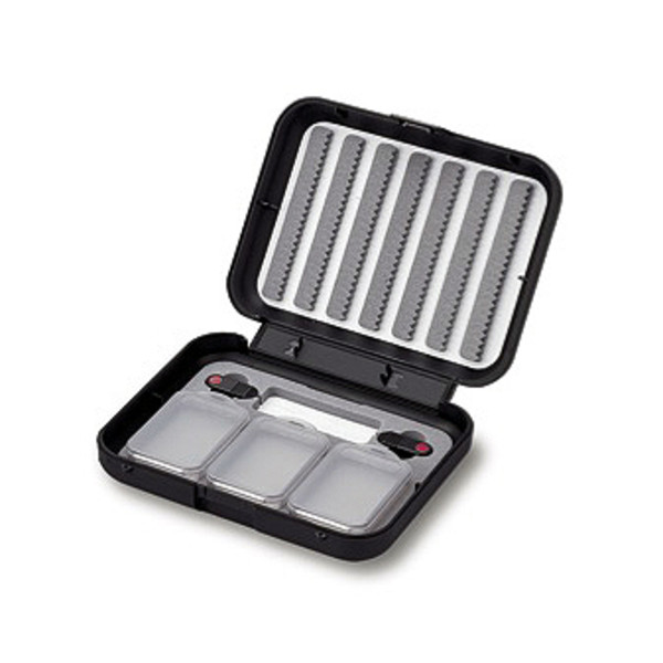 C& F Design SMALL 7-ROW FLY CASE W U.MIDGE THREADERS  (CF-203)