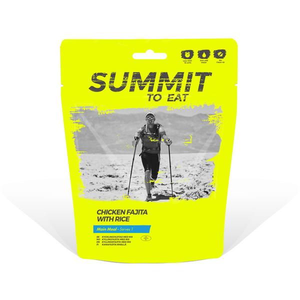 Summit to Eat CHICKEN FAJITA