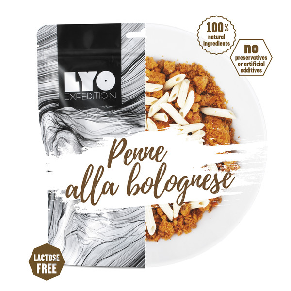 Lyo Expedition PENNE BOLOGNESE - BIG
