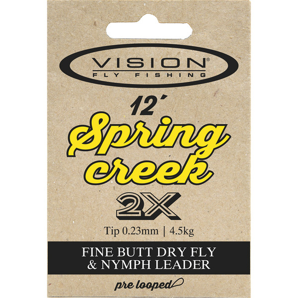 Vision SPRING CREEK LEADER