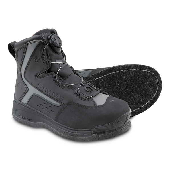 Simms RIVERTEK 2 BOA BOOT FELT Herr