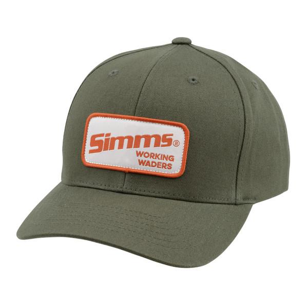 Simms CLASSIC BASEBALL CAP Herr